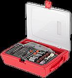 Гравер ЗУБР электрический с набором мини-насадок в кейсе, 176 предметов (ЗГ-130ЭК H176), фото 4