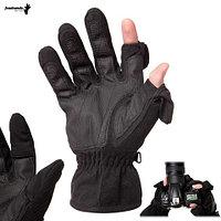 Перчатки Sanfroto для фотографа со сьемной защитой пальцев