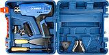 Фен технический (строительный), ЗУБР Профессионал ФТ-П1800 К, керамич изолят, электр регул темп-ры, 2 режима, фото 5