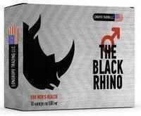 Black Rhino (Блэк Рино) капсулы для потенции