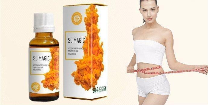 Slimagic (Слимеджик) прополисный эликсир для похудения - фото 3