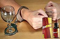 Капли AlcoEND от алкогольной зависимости