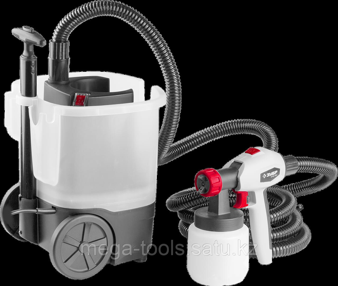 Краскопульт электрический КПЭ-750