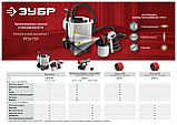 Краскопульт электрический КПЭ-750, фото 2