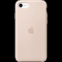 Оригинальный силиконовый чехол для iPhone SE - Pink Sand