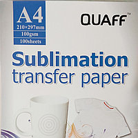 Универсальная Бумага для сублимации А4