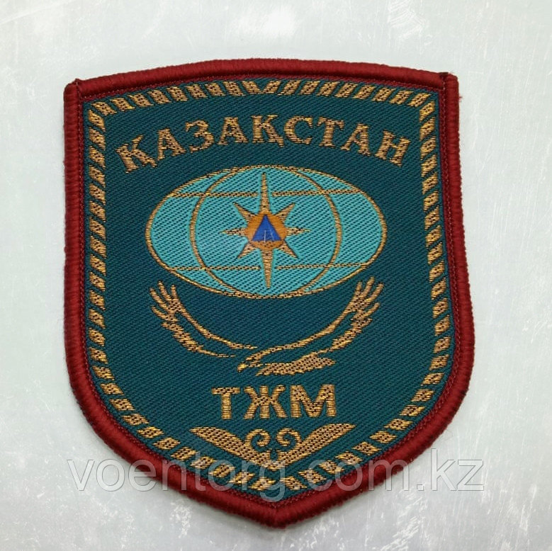 Шеврон ТЖМ парадный