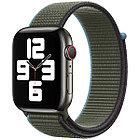 Браслет/ремешок для Apple Watch 44mm Inverness Green Sport Loop