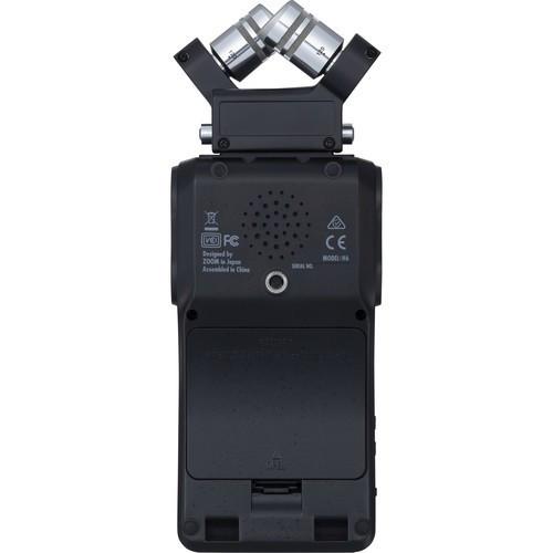 Рекордер Zoom H6 All Black - фото 2