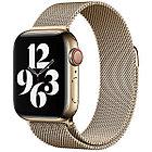Браслет/ремешок для Apple Watch 40mm Gold Milanese Loop