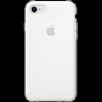 Оригинал IPhone SE Gen.2/8/7 силиконовый чехол - White