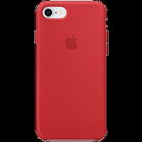 Оригинал IPhone SE Gen.2/8/7 силиконовый чехол - (PRODUCT)RED