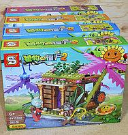 SY1530 Конструктор растения против зомби 4 вида из 4 шт, цена за 1шт 28*21, фото 1