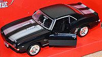 554026M Мустанг машина Scale Model двери открываются 17*8, фото 1