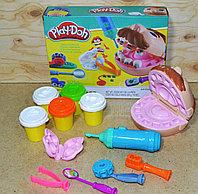 PD8605 Пластилин Play-Doh зубастик 28*22, фото 1