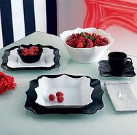 Столовый сервиз Luminarc Authentic Black&White 46 предметов на 6 персон