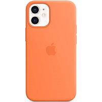 Силиконовый чехол для IPhone 12 mini с MagSafe - Kumquat