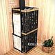 Печь для бани ЕМЕЛЬЯНЫЧ-1/S Ceramic (Дионис) 8 - 18 м3- 18 м3, фото 8
