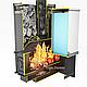 Печь для бани ЕМЕЛЬЯНЫЧ-3 Ceramic под бак справа (Дионис) 8 - 18 м3, фото 7