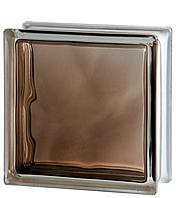 Стеклоблок Brilly Bronze 1919/8 WAVE 122185