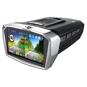 Видеорегистратор-антирадар 3-в-1 STONELOCK Aco с GPS-информером