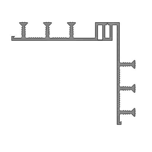 Гидрошпонка ДО-УГЛ-180/40-6/30 ПВХ-П