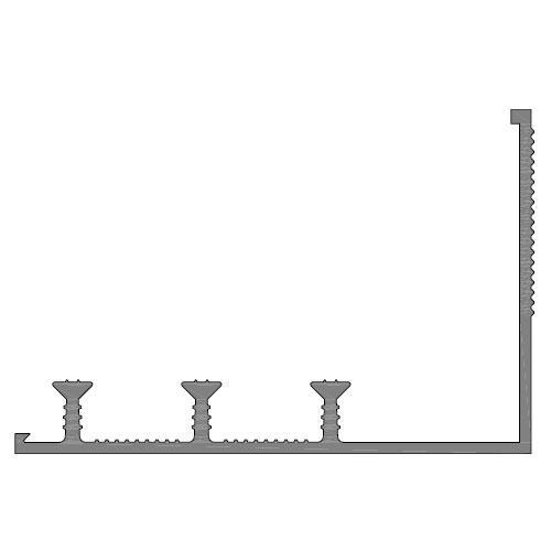 Гидрошпонка ХОС-УГЛ-180-3/25 ПВХ-П