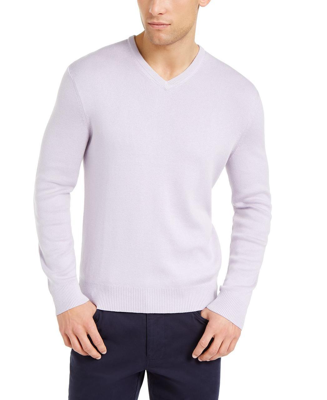 Calvin Klein  Мужской пуловер - Е2