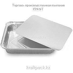 Контейнер с крышкой, Фольгированный 3180 мл (100/200)