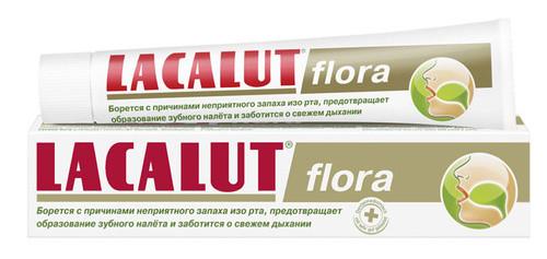Лакалут Флора  50 мл зубн.паста