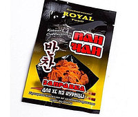 Корейская заправка ПАН-ЧАН для хе из курицы 60 гр, Royal Food