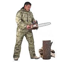 Костюм летний противоэнцефалитный URSUS GERKON PROTECTOR (ткань смесовая), размер 52-54