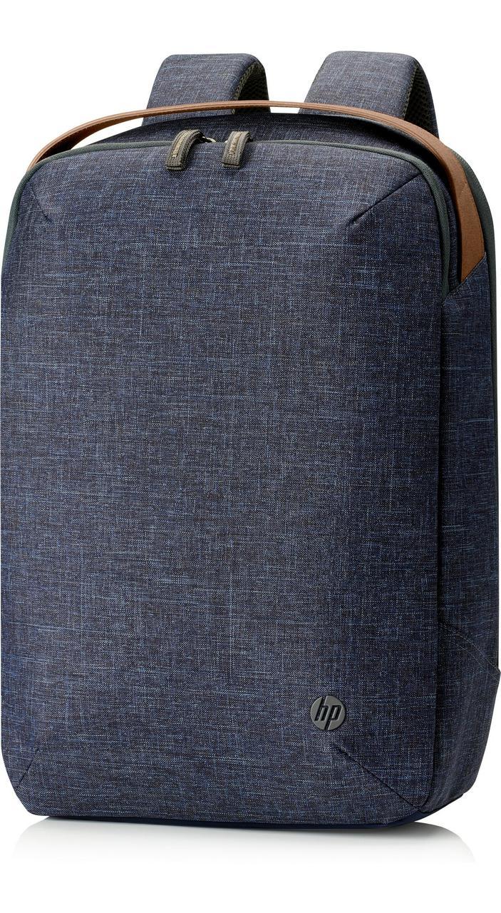 """Рюкзак HP Renew 15"""" синий с водостойкий"""