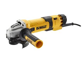 Набор УШМ DWE4257 (1500 Вт, 125 мм с регулировкой оборотов)
