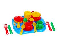 Набор игровой посуды, Полесье