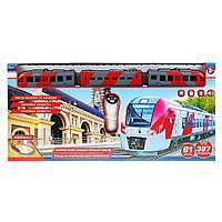 IV. Железная дорога на инфракрасном управлении «Скоростной пассажирский поезд» , 387см