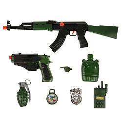 IV. Набор игрушечного вооружения «Элитный спецотряд. Штурм»