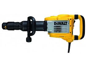 Отбойный молоток HEX 19 1600 Вт 22.5 Дж DEWALT D25941K