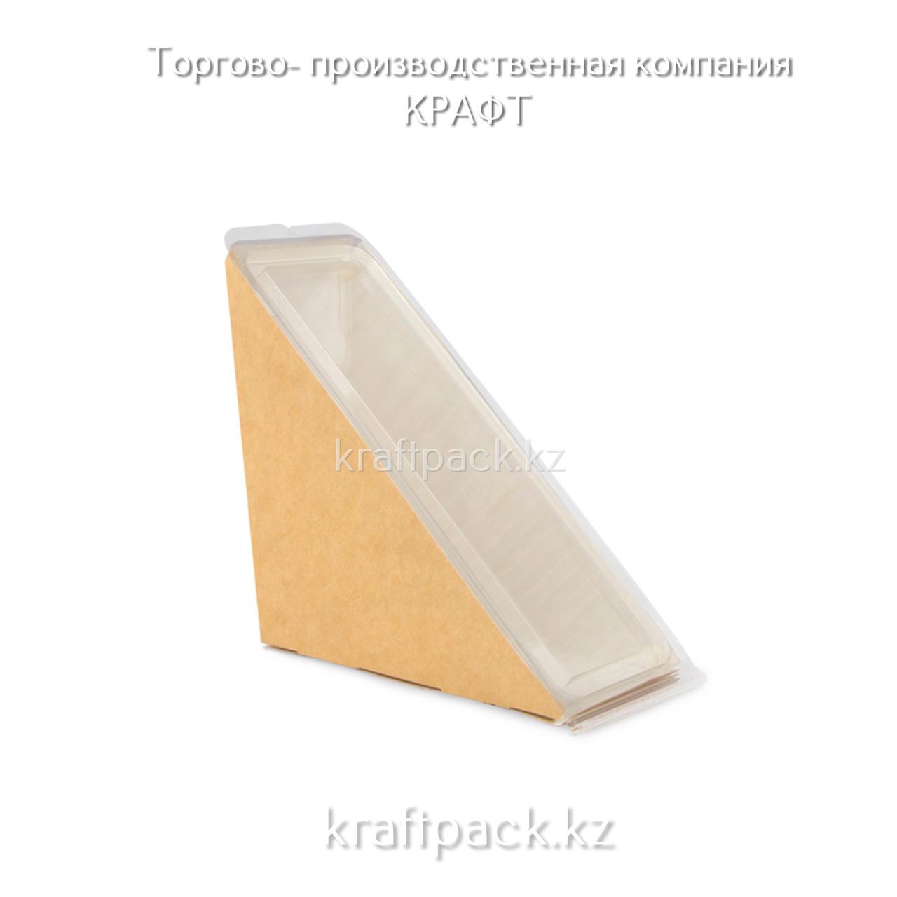 Упаковка ECO OpSandwich 60 для сэндвичей/бутербродов (25/700)