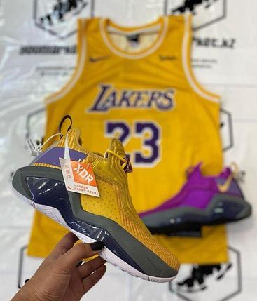 Баскетбольные кроссовки Nike Lebron Soldier XIV (14), фото 2