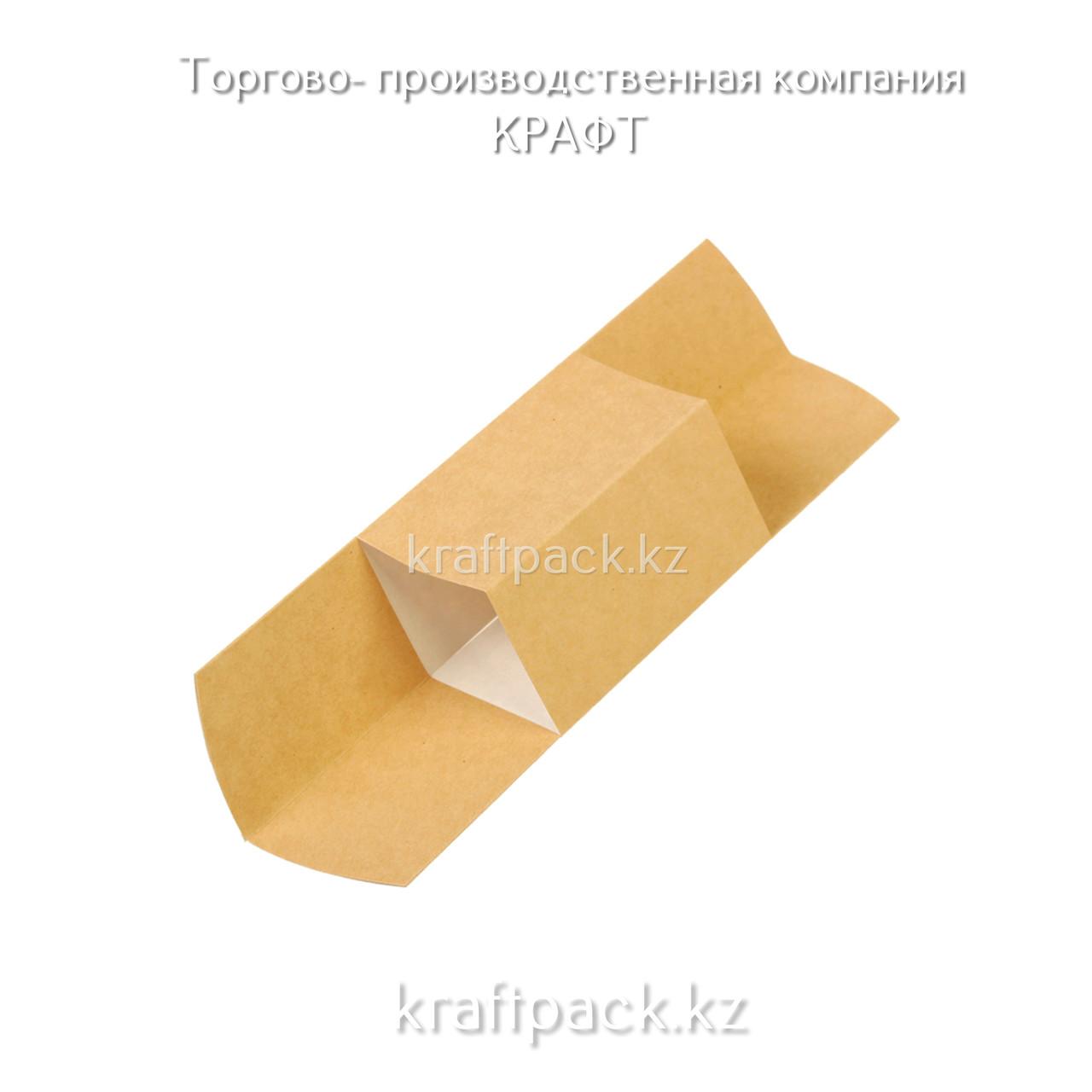 Подложка с кольцом для сэндвичей, роллов, багетов (Eco Sleeve) DoEco  (50/600)