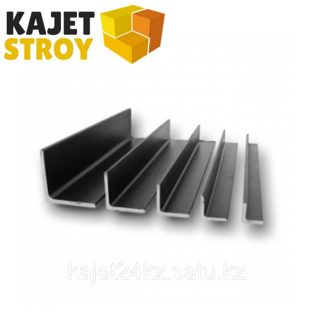 Уголок равнобокий 100 х 100 (ГОСТ 8509-93)  Толщина 8мм, длина 11,75 / 12,05м
