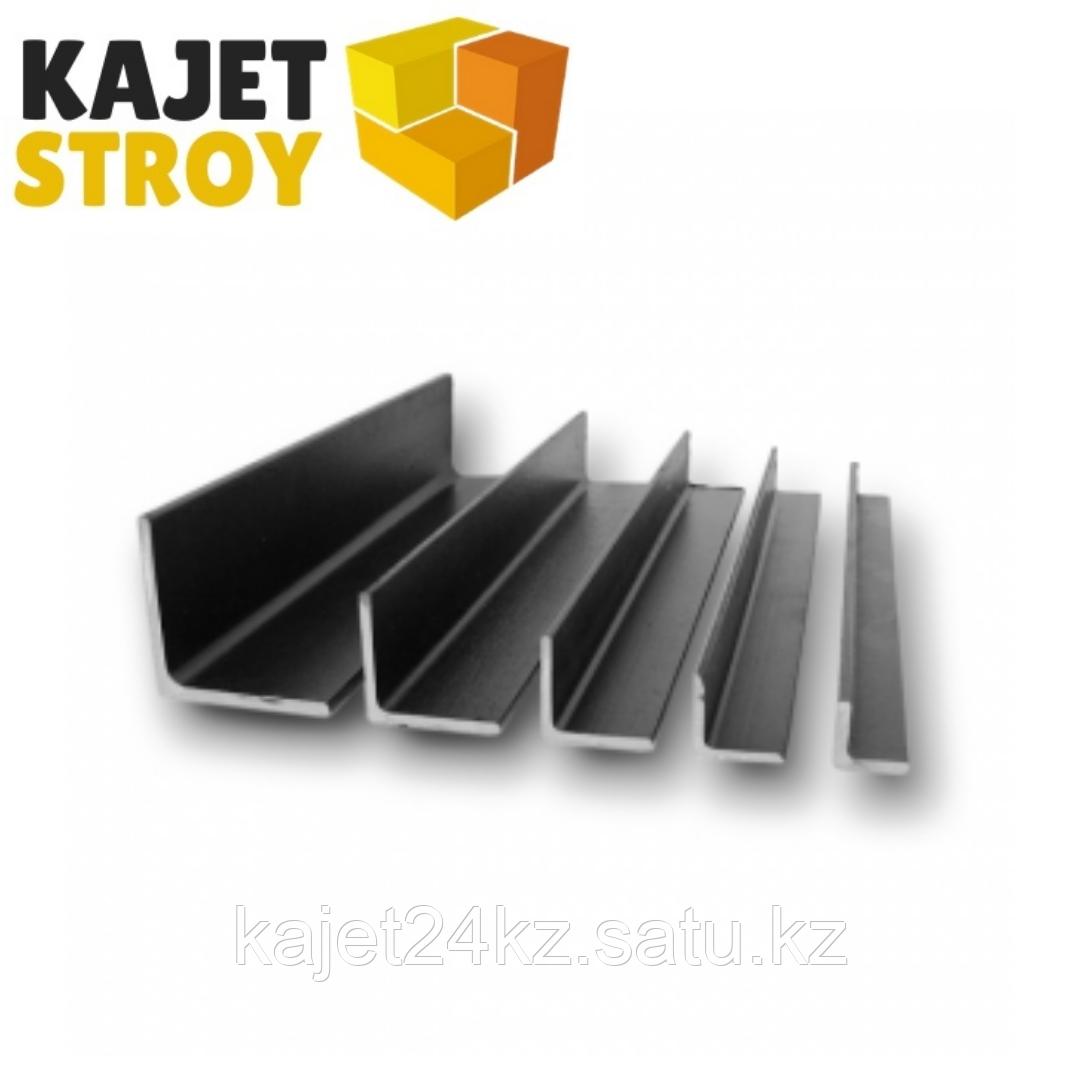 Уголок равнобокий 110 х 110 (ГОСТ 8509-93)  Толщина 7мм, длина 11,75 / 12,05м