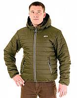 Куртка зимняя NOVATEX УРБАН (ткань нейлон, хаки), размер 48-50