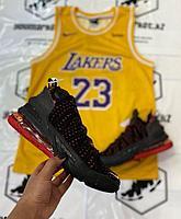 Баскетбольные кроссовки Nike Lebron 18 (XVIII ) from LeBron James
