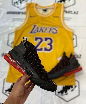 Баскетбольные кроссовки Nike Lebron 18 (XVIII )  from LeBron James, фото 2