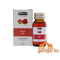 Натуральное эфирное масло Розы (Rose oil HEMANI), 30 мл