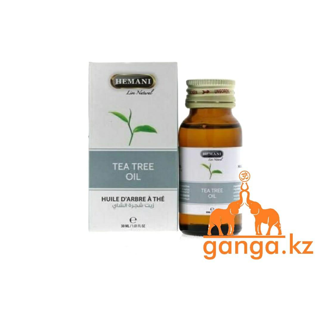 Натуральное масло чайного дерева  (Tea Tree oil HEMANI ), 30 мл