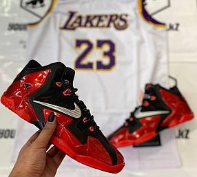 Баскетбольные кроссовки Nike LeBron  11 (XI)  в наличии размер 43