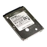 Жесткие диски Toshiba